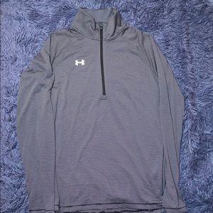 Under Armour heat gear 1/2 zip pullover